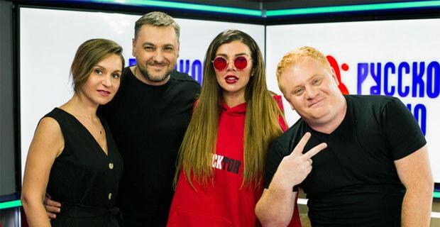 Анна Седокова в гостях у «Русских Перцев» - Новости радио OnAir.ru