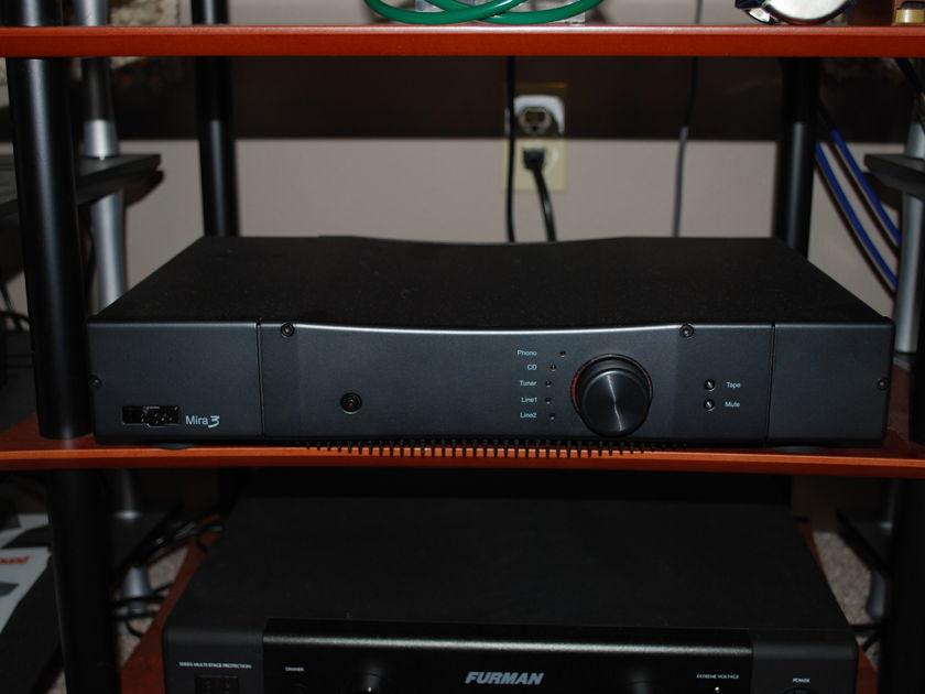 Rega Mira 3 Premium Integrated Amp