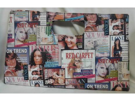 Magazine Clutch