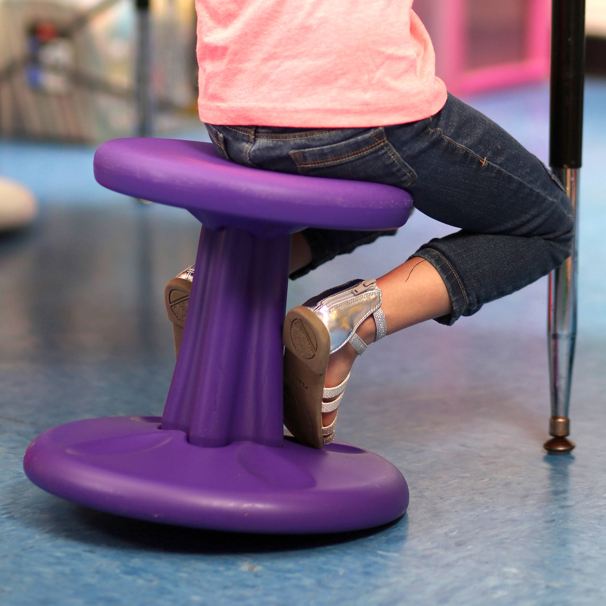 Kore Designs Wobble Chair | Homeschool Chair | Wobble Stools