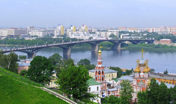 Трёхдневный тур «По Нижегородскому краю»