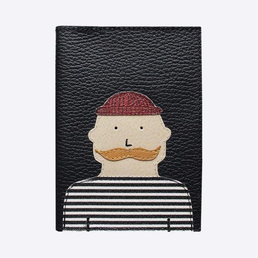 Обложка для паспорта УСЫ
