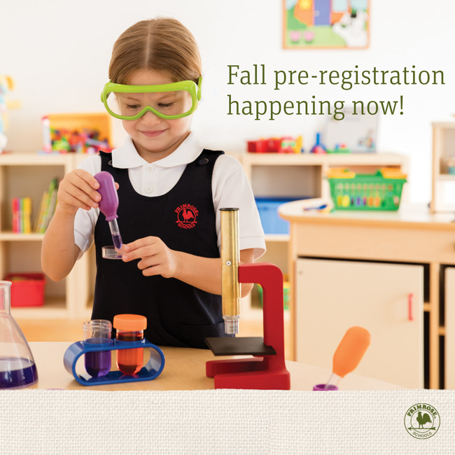 fall preregistration