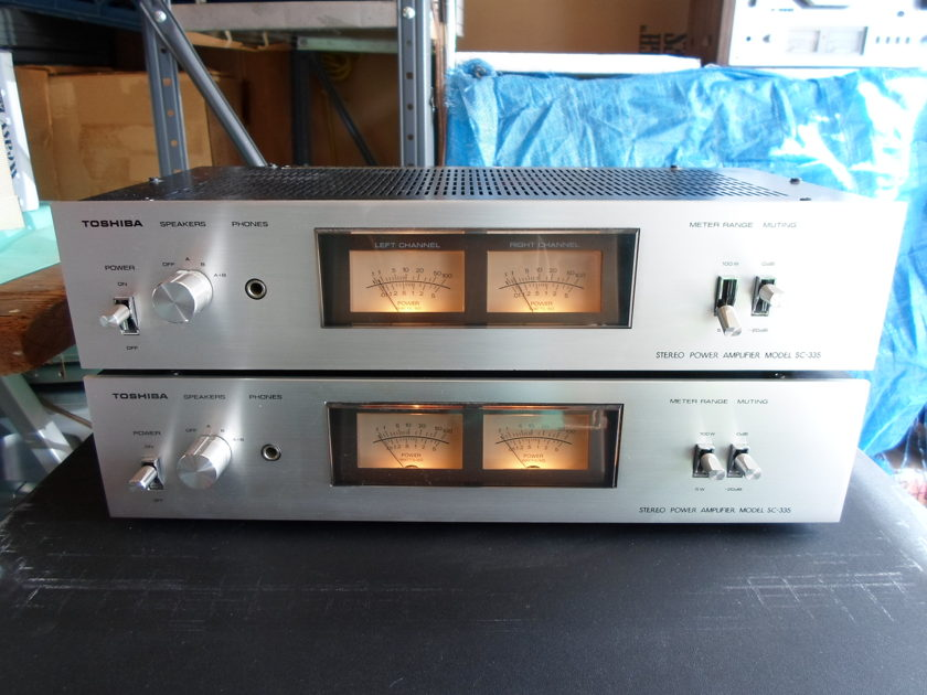 Toshiba SC-335 Restored by Absolute Sound Labs #1