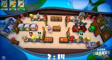 Shakes on a Plane takes the Overcooked formula aloft - Gamepad News