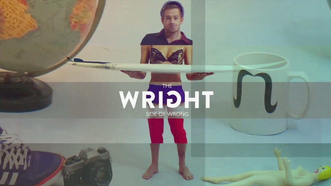 Wright Side of Wrong, Trailer
