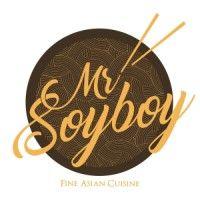 Logo - Mr Soy Boy