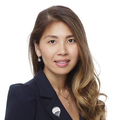 Julie-Hanh Tran Courtier immobilier RE/MAX Platine