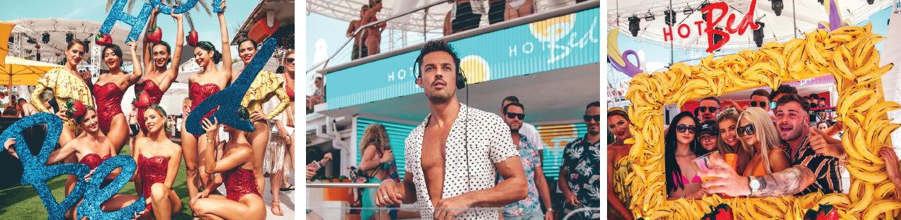 Tickets hotbed 2020 o beach ibiza pool party