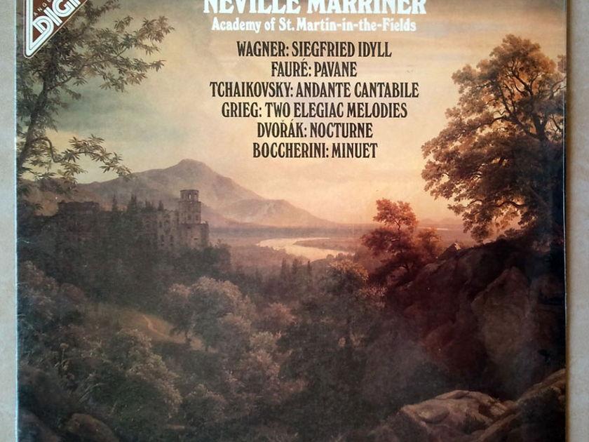 Sealed ANGEL Digital | MARRINER - conducts WAGNER, FAURE, TCHAIKOVSKY, GRIEG, DVORAK, BOCCHERINI