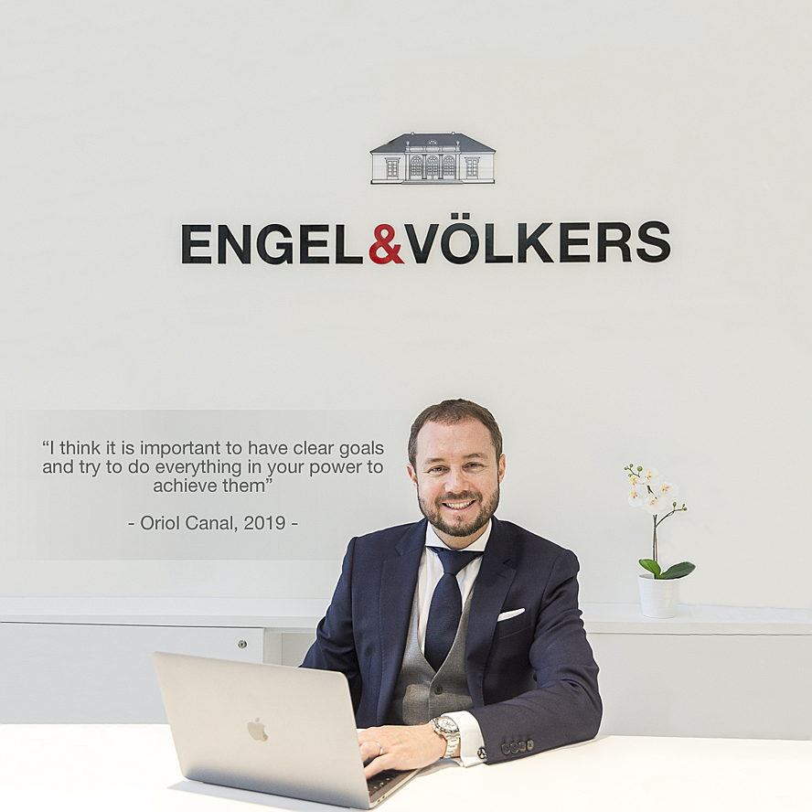 Barcelona - 10 questions to Oriol Canal, Managing Director at Engel & Völkers Barcelona