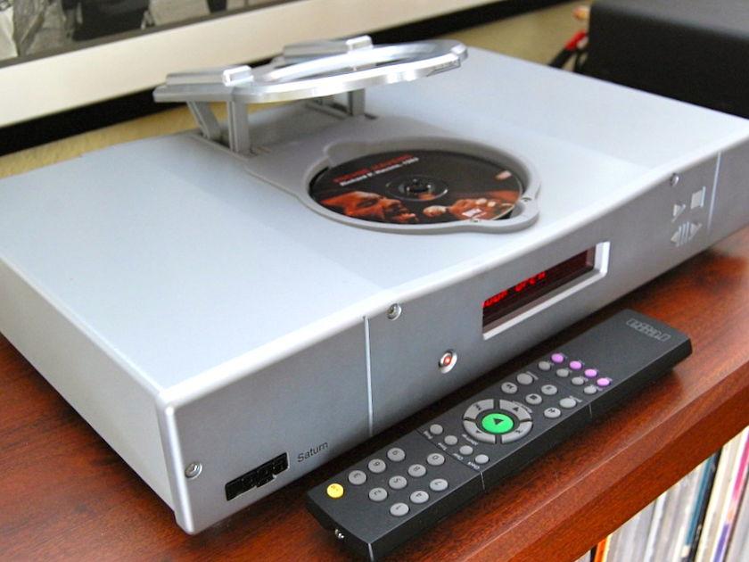 REGA SATURN semi-conductor laser HIFI CD Player