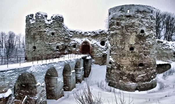 Крепости и укрепления Северо-Запада