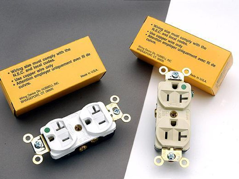 Porter Port 20 Amp Porter Ports cryo ivory or white color