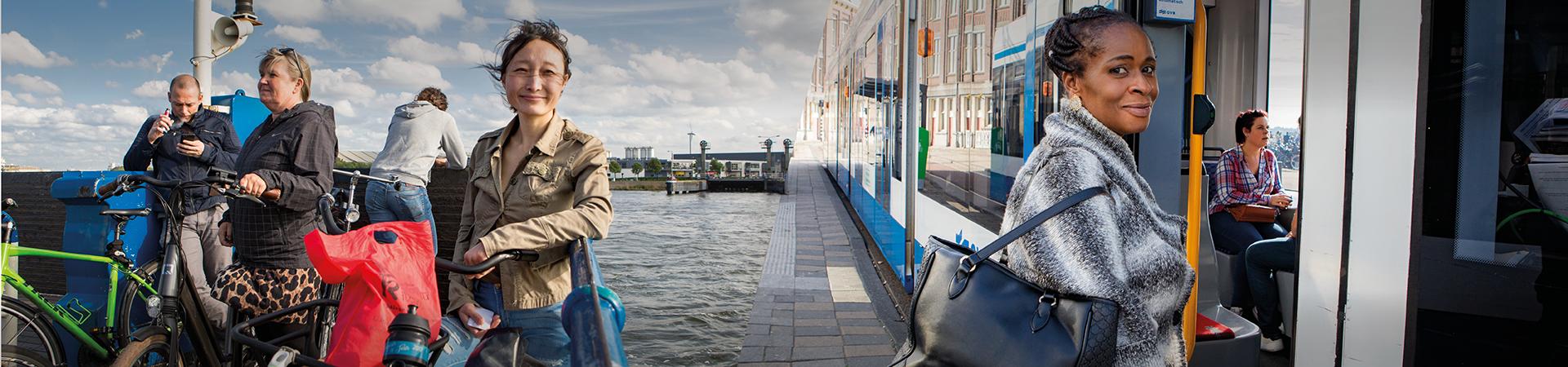 Wij nemen je mee in het verbeteren van de bereikbaarheid van de regio Amsterdam