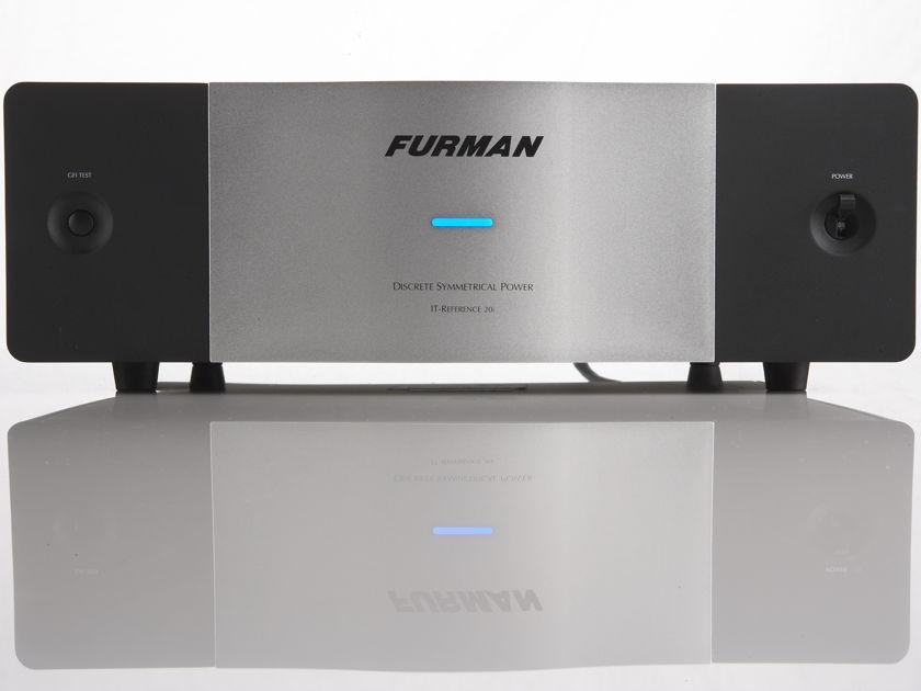 Furman itreference20i discrete ac power source