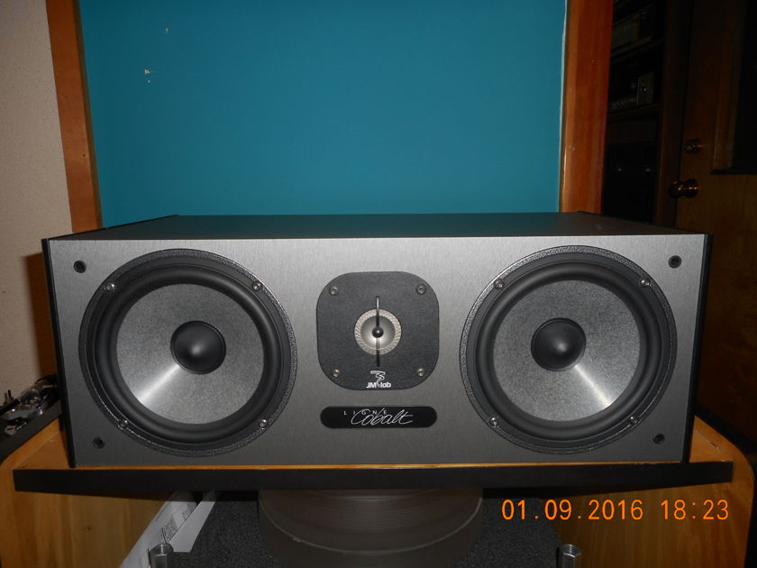 JM Labs Cobalt CC-800S Center Channel