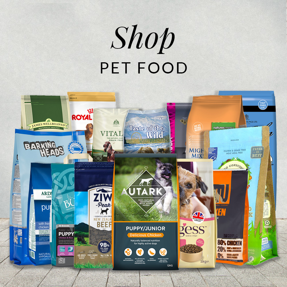 Shop Pet Food