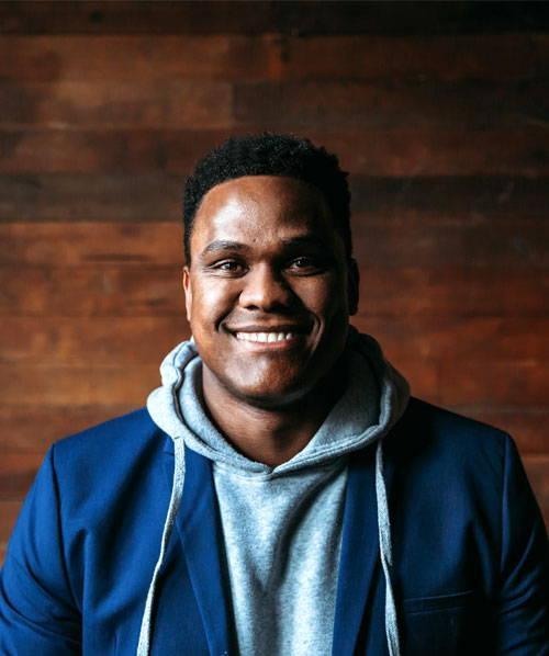 Joshua Mgonja Co-Founder