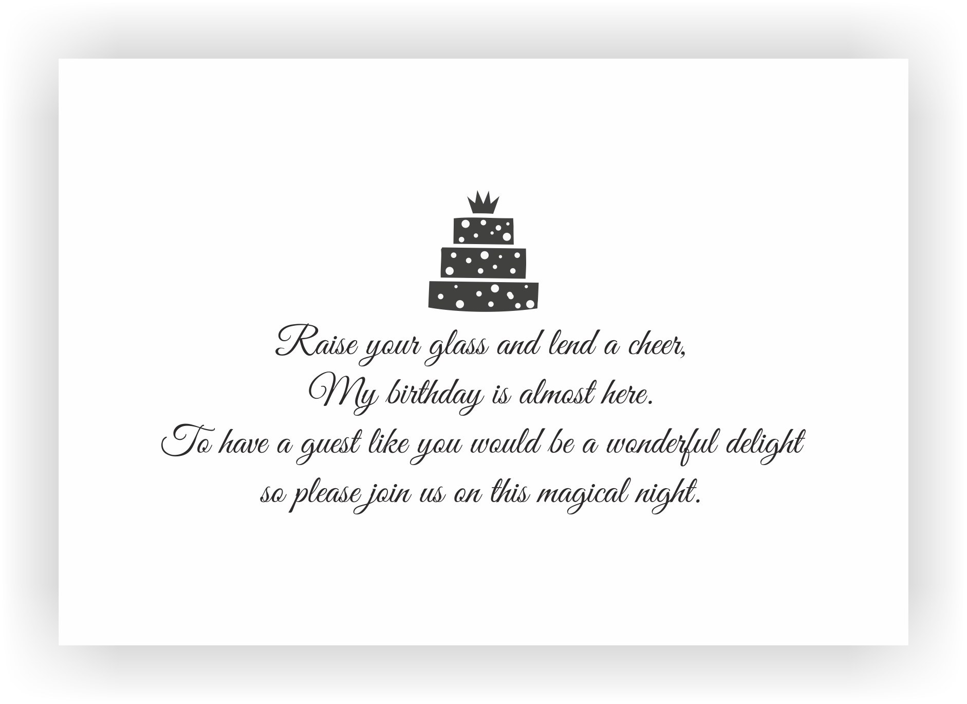 Delighted birthday invitation mail photos non traditional wedding 1st birthday invitations chococraft best 1st birthday invitations delighted birthday invitation mail photos delighted birthday invitation mail photos stopboris Images