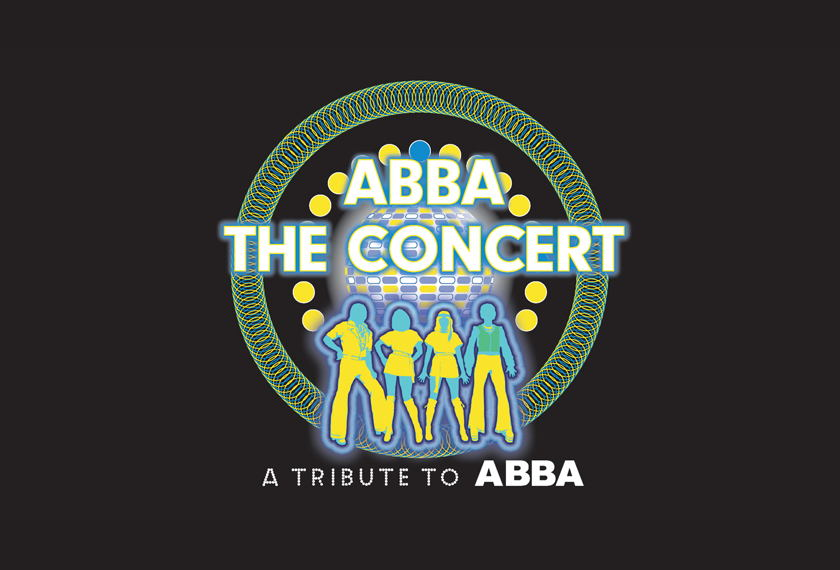ABBA: The Concert artwork