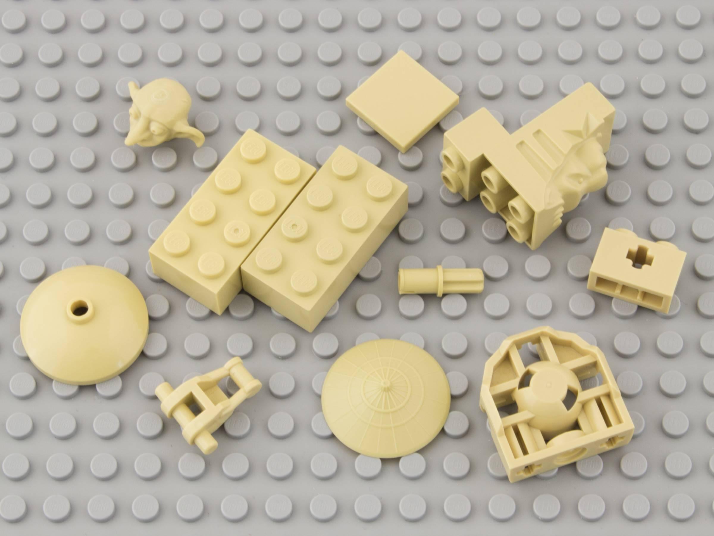 138—Sand Yellow