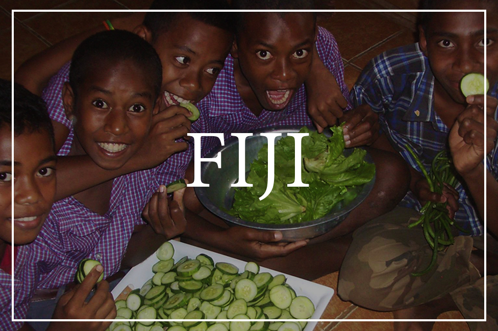 Fighting Hunger in Fiji