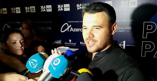 Эмин Агаларов запустит в Азербайджане «Жара FM» и «Жара TV» - Новости радио OnAir.ru