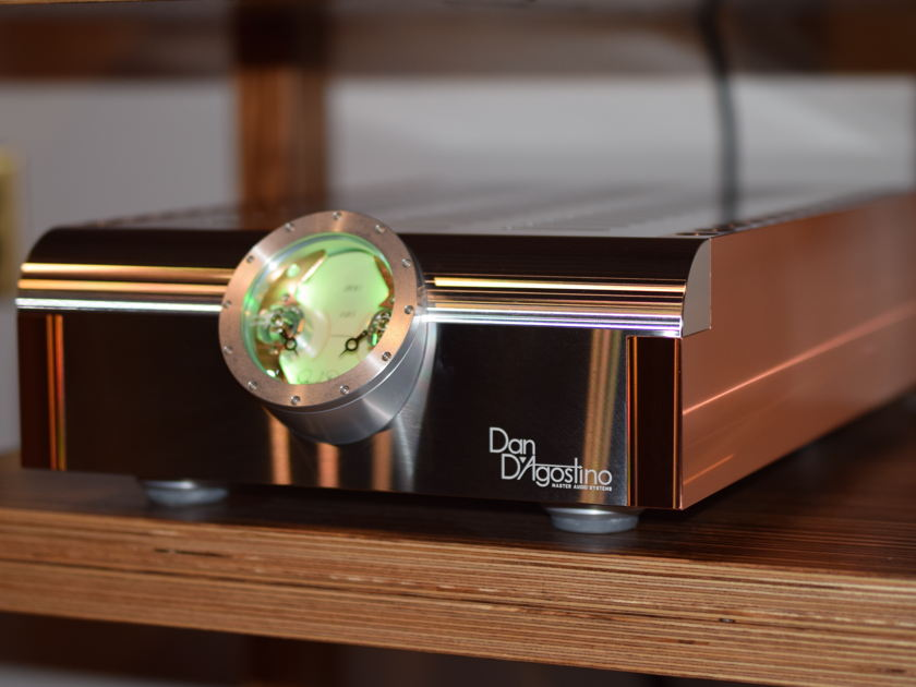 D'Agostino Momentum Stereo Amplifier