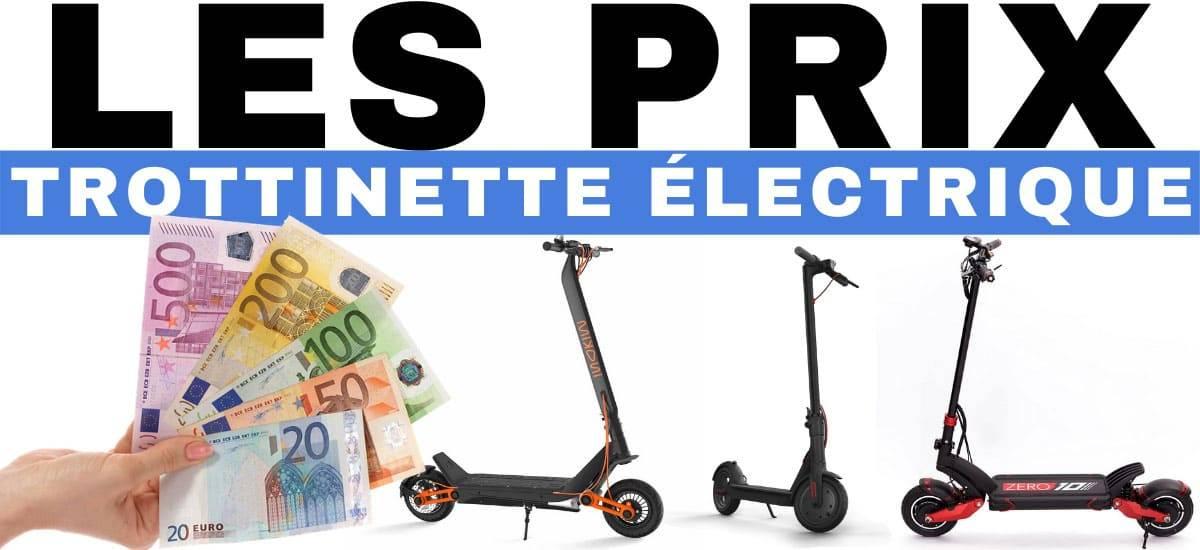 trottinette-electrique-prix-gamme