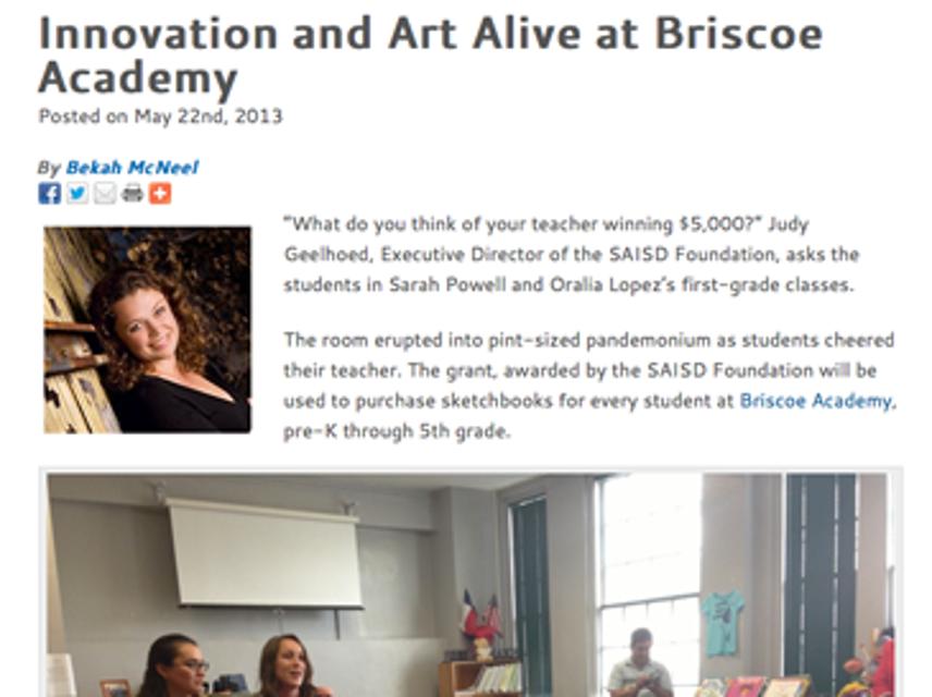 Innovation,Briscoe