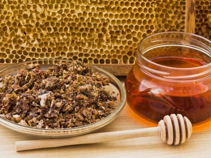 mountainlife siberian bee propolis honey