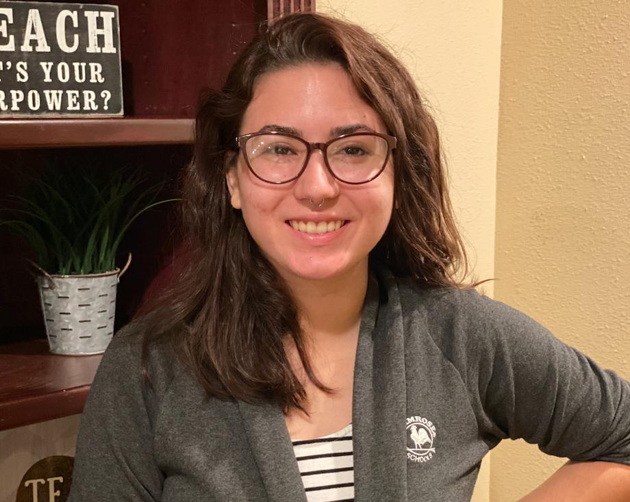 Ms. Gianna Owirka , Early Preschool Faculty Member