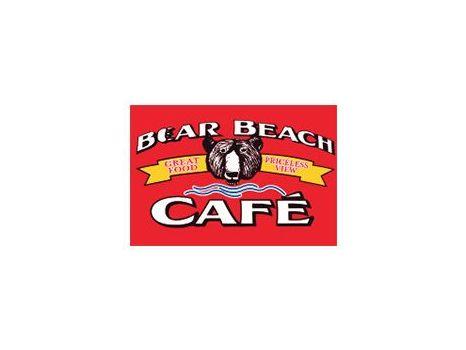$25 Bear Beach Café Dining