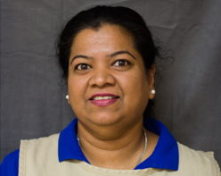Prabeela Athiparambil , Infant Nursery Supervisor