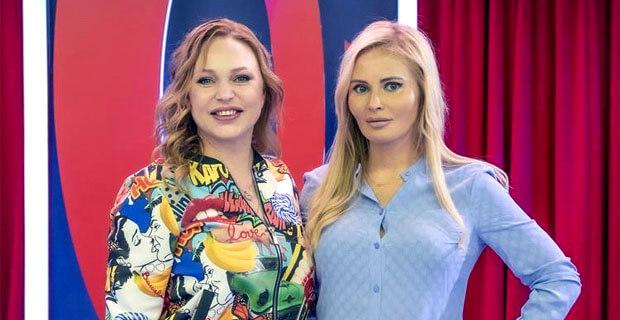 Дана Борисова и Алла Довлатова устроили «танцульки»  на «Русском Радио» под песню «Он тебя целует» - Новости радио OnAir.ru