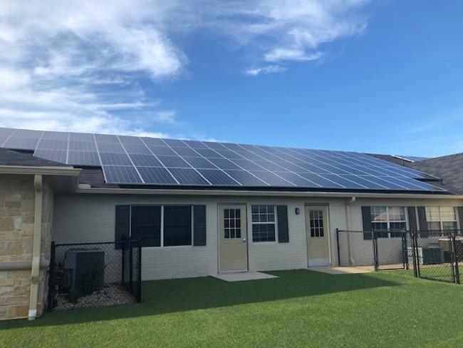 Go Green! Go Solar Panels!