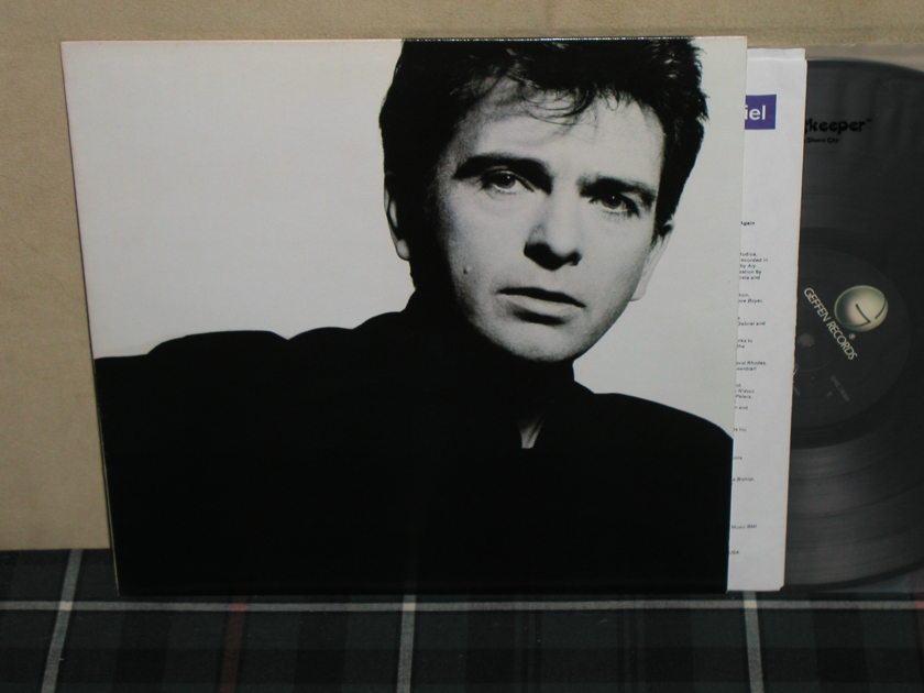 "Peter Gabriel    ""So"" - Geffen GHS 24088 W/Kate Bush from 1986"