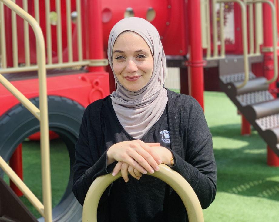 Sarah Chaar , Infant Teacher