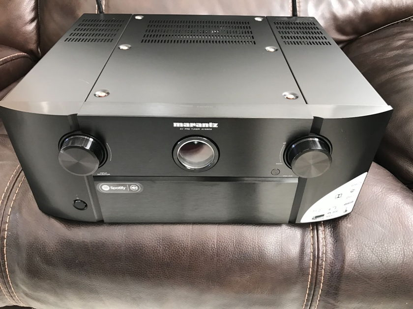Marantz AV8802A 11 Channel Pre-Amp/Processor Amplifier. Used. Mint Condition