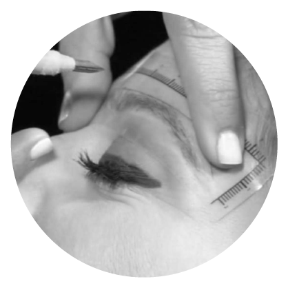 scalpa ez brow for microblading training
