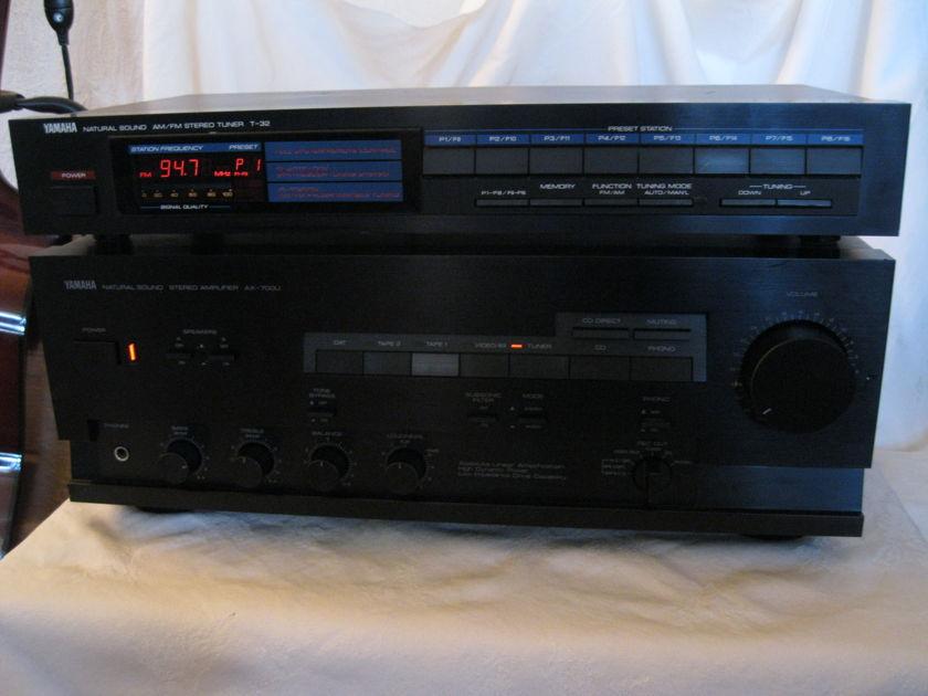 YAMAHA  AX-700U Natural Sound Stereo Amplifier-110 wpc