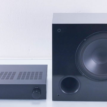 """SW2SI 10"""" 200W Subwoofer with SA-2 Amplifier; Now Hear This!"""