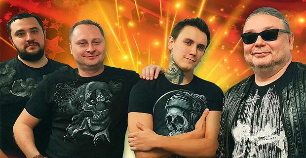 Группа «Рок-Острова» в программе «Живая струна» на «Радио Шансон» - Новости радио OnAir.ru
