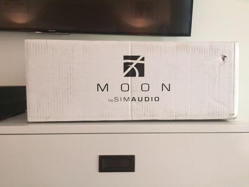 Moon Audio 430HA Headphone Amplifier