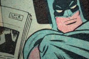 The Unicorn Scale: Batman and Bill
