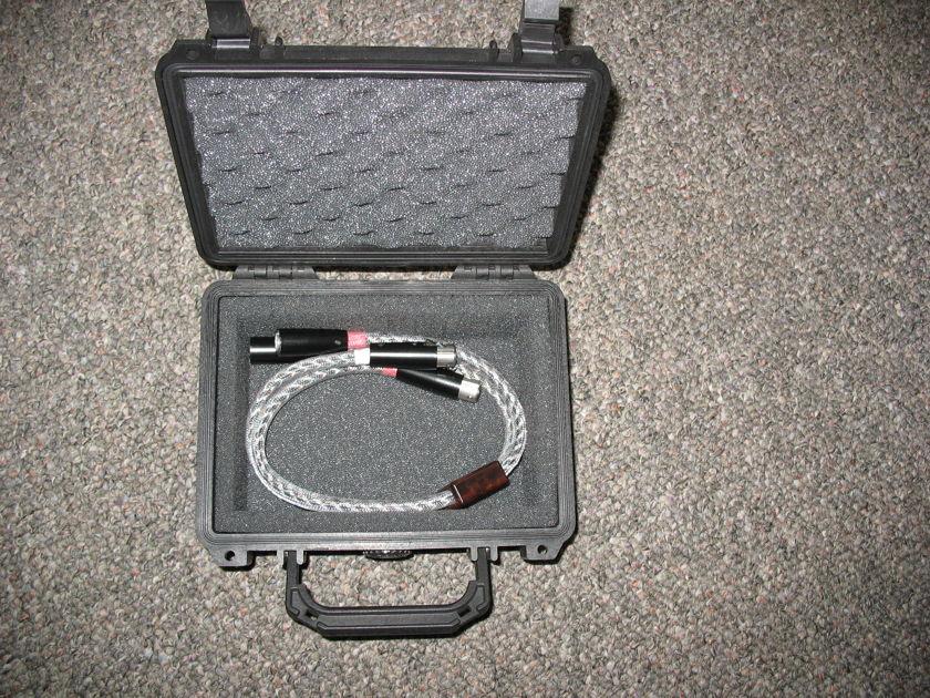 Kimber Kable KS1121 .5M Pair XLR