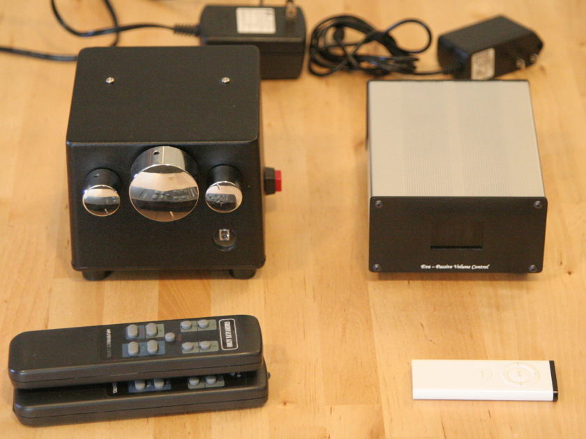 LDR Passive  EVA 2 or Greenvalve (aka lightspeed attenuator) w/ remote