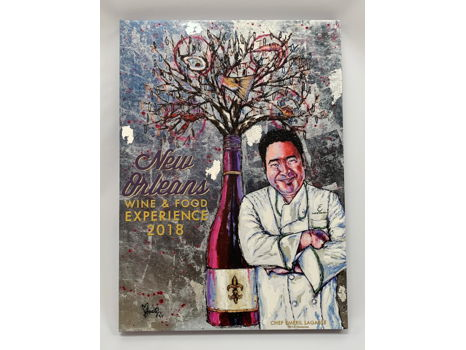 2018 New Orleans Wine & Food Experience - Emeril