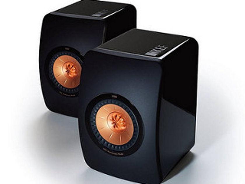 KEF LS50 Bookshelf Loudspeaker System